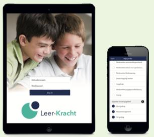 App voor leerkrachten bij gedragsproblemen in de klas; lees meer op www.ncojapps.nl